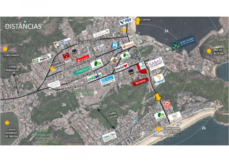 HIGHLIGHT - Apartamento Botafogo, Zona Sul,Rio de Janeiro, RJ À Venda, 3 Quartos, 96m² - LAAP32174 - 6