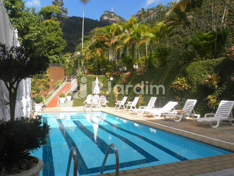 Piscina - Casa à venda Rua Cosme Velho,Cosme Velho, Zona Sul,Rio de Janeiro - R$ 6.500.000 - LACA40047 - 1