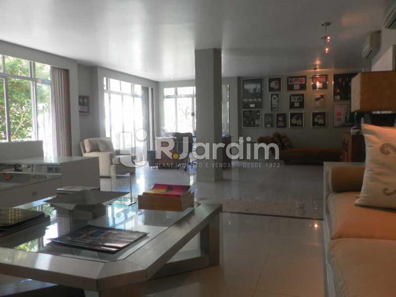 Sala de estar  - Casa à venda Rua Cosme Velho,Cosme Velho, Zona Sul,Rio de Janeiro - R$ 6.500.000 - LACA40047 - 5