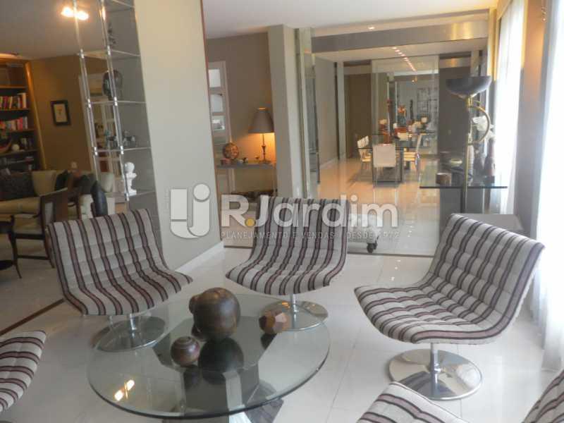 Sala de estar - Casa à venda Rua Cosme Velho,Cosme Velho, Zona Sul,Rio de Janeiro - R$ 6.500.000 - LACA40047 - 12