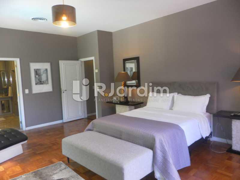 Quarto suite  - Casa à venda Rua Cosme Velho,Cosme Velho, Zona Sul,Rio de Janeiro - R$ 6.500.000 - LACA40047 - 18