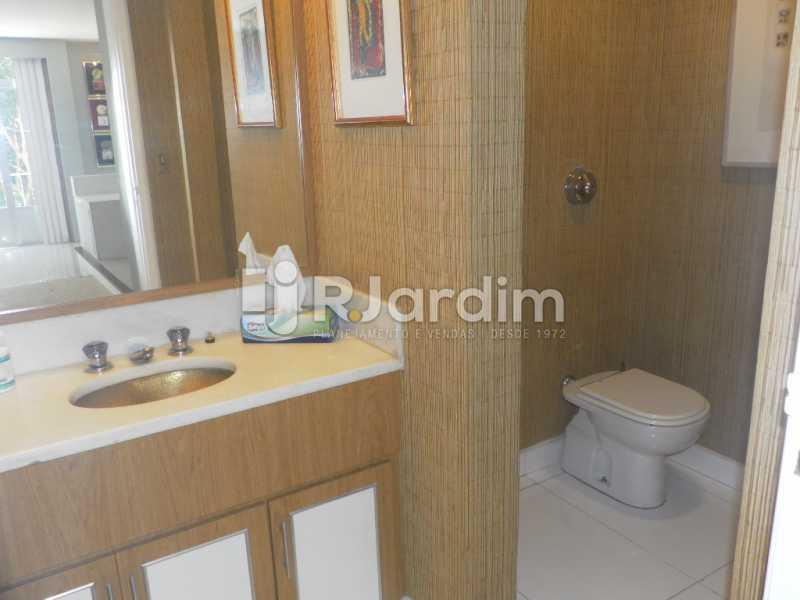 Banheiro  - Casa à venda Rua Cosme Velho,Cosme Velho, Zona Sul,Rio de Janeiro - R$ 6.500.000 - LACA40047 - 21