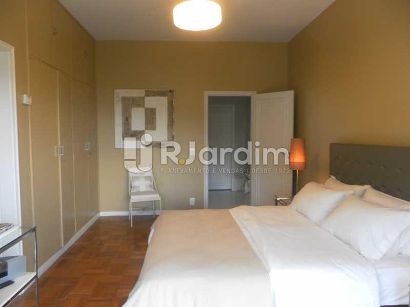 Quarto de casal  - Casa à venda Rua Cosme Velho,Cosme Velho, Zona Sul,Rio de Janeiro - R$ 6.500.000 - LACA40047 - 23