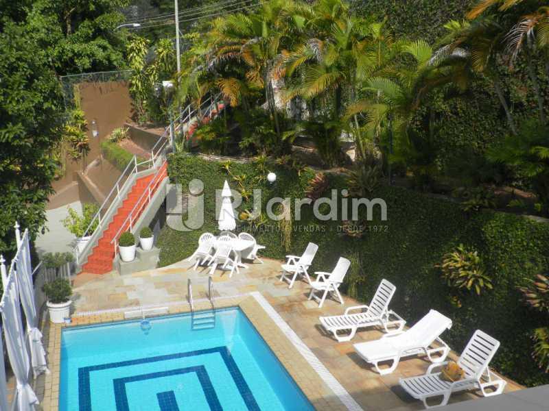 Piscina  - Casa à venda Rua Cosme Velho,Cosme Velho, Zona Sul,Rio de Janeiro - R$ 6.500.000 - LACA40047 - 27