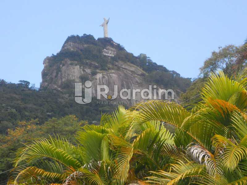 Vista da piscina  - Casa à venda Rua Cosme Velho,Cosme Velho, Zona Sul,Rio de Janeiro - R$ 6.500.000 - LACA40047 - 28
