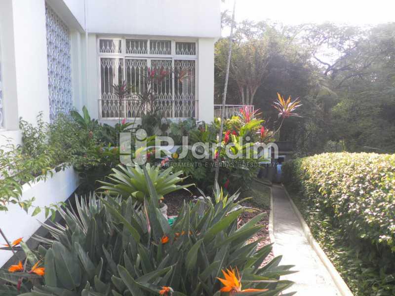 Jardim  - Casa à venda Rua Cosme Velho,Cosme Velho, Zona Sul,Rio de Janeiro - R$ 6.500.000 - LACA40047 - 29