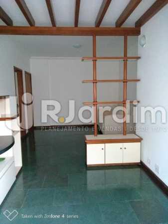 Sala - Apartamento Rua Dias Ferreira,Leblon,Zona Sul,Rio de Janeiro,RJ À Venda,2 Quartos,77m² - LAAP21563 - 1