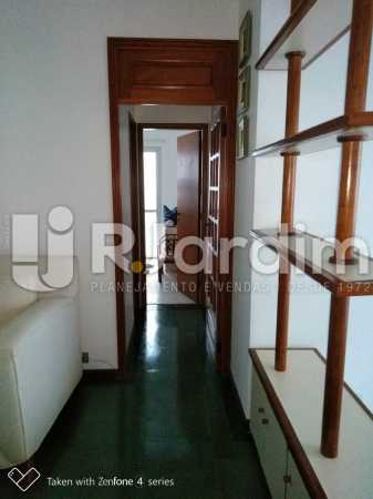 Sala - Apartamento Rua Dias Ferreira,Leblon,Zona Sul,Rio de Janeiro,RJ À Venda,2 Quartos,77m² - LAAP21563 - 4