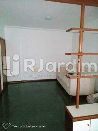 Sala - Apartamento Rua Dias Ferreira,Leblon,Zona Sul,Rio de Janeiro,RJ À Venda,2 Quartos,77m² - LAAP21563 - 6