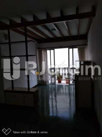 Sala - Apartamento Rua Dias Ferreira,Leblon,Zona Sul,Rio de Janeiro,RJ À Venda,2 Quartos,77m² - LAAP21563 - 7