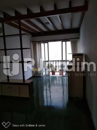 Sala - Apartamento Rua Dias Ferreira,Leblon,Zona Sul,Rio de Janeiro,RJ À Venda,2 Quartos,77m² - LAAP21563 - 11