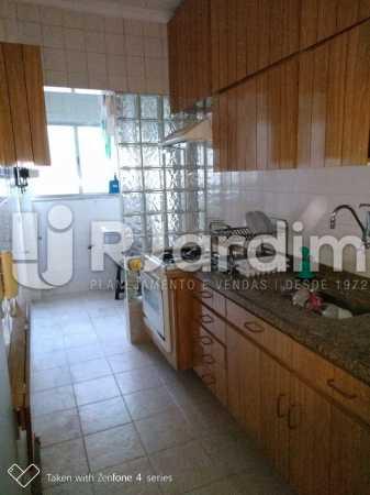 Cozinha - Apartamento À Venda - Leblon - Rio de Janeiro - RJ - LAAP21563 - 20