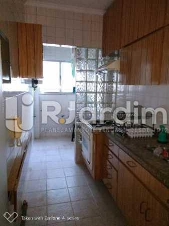 Cozinha - Apartamento À Venda - Leblon - Rio de Janeiro - RJ - LAAP21563 - 21
