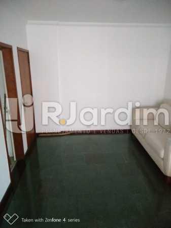 Sala - Apartamento Rua Dias Ferreira,Leblon,Zona Sul,Rio de Janeiro,RJ À Venda,2 Quartos,77m² - LAAP21563 - 9