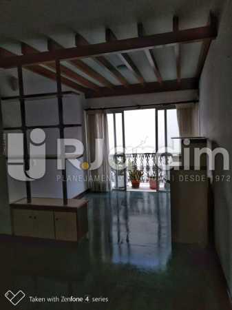 Sala - Apartamento Rua Dias Ferreira,Leblon,Zona Sul,Rio de Janeiro,RJ À Venda,2 Quartos,77m² - LAAP21563 - 5