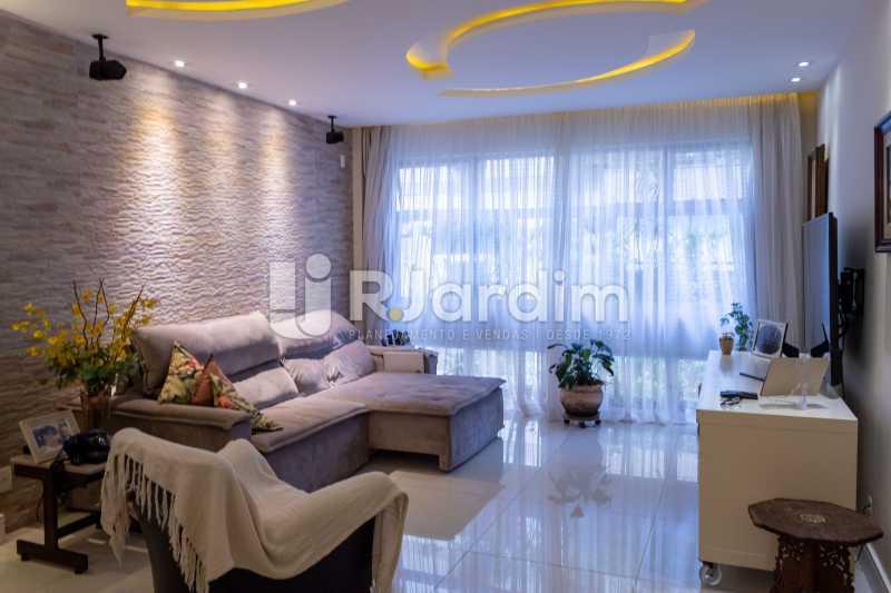 Sala de TV - Apartamento Rua Conde Afonso Celso,Jardim Botânico,Zona Sul,Rio de Janeiro,RJ À Venda,3 Quartos,127m² - LAAP32182 - 4