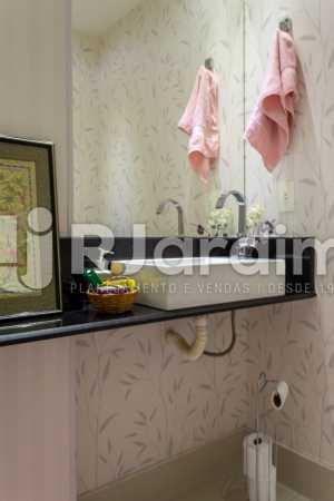 Lavabo - Apartamento Rua Conde Afonso Celso,Jardim Botânico,Zona Sul,Rio de Janeiro,RJ À Venda,3 Quartos,127m² - LAAP32182 - 7