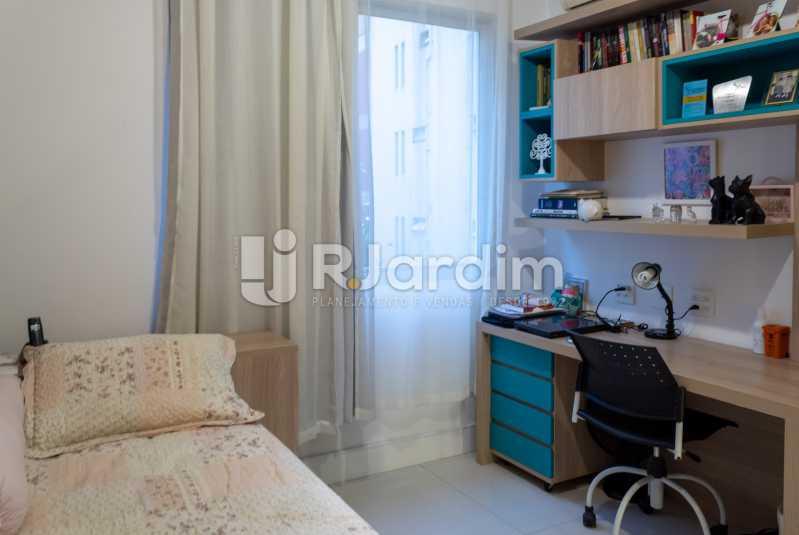 Quarto 1 - Apartamento Rua Conde Afonso Celso,Jardim Botânico,Zona Sul,Rio de Janeiro,RJ À Venda,3 Quartos,127m² - LAAP32182 - 12