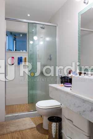 Banheiro Social - Apartamento Rua Conde Afonso Celso,Jardim Botânico,Zona Sul,Rio de Janeiro,RJ À Venda,3 Quartos,127m² - LAAP32182 - 15