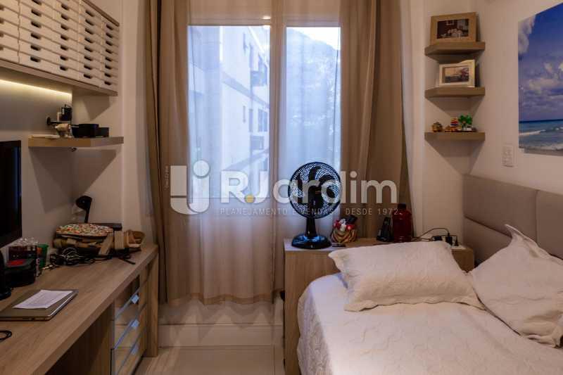 Quarto 2 - Apartamento Rua Conde Afonso Celso,Jardim Botânico,Zona Sul,Rio de Janeiro,RJ À Venda,3 Quartos,127m² - LAAP32182 - 18