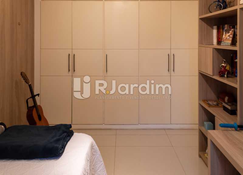 Quarto 2 - Apartamento Rua Conde Afonso Celso,Jardim Botânico,Zona Sul,Rio de Janeiro,RJ À Venda,3 Quartos,127m² - LAAP32182 - 19