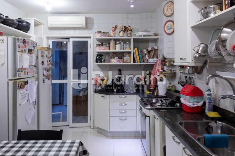 Copa-Cozinha - Apartamento Rua Conde Afonso Celso,Jardim Botânico,Zona Sul,Rio de Janeiro,RJ À Venda,3 Quartos,127m² - LAAP32182 - 20