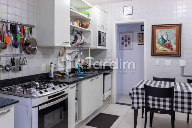 Copa-Cozinha - Apartamento Rua Conde Afonso Celso,Jardim Botânico,Zona Sul,Rio de Janeiro,RJ À Venda,3 Quartos,127m² - LAAP32182 - 21