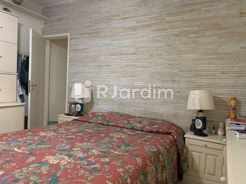Quarto de casal  - Apartamento à venda Rua General Rabelo,Gávea, Zona Sul,Rio de Janeiro - R$ 2.400.000 - LAAP21564 - 19
