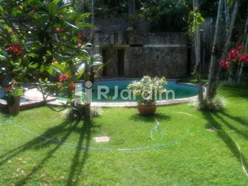 vista jardim, piscina e spa - Casa Rua Senador Simonsen,Jardim Botânico, Zona Sul,Rio de Janeiro, RJ À Venda, 6 Quartos, 2000m² - BGCA60001 - 4