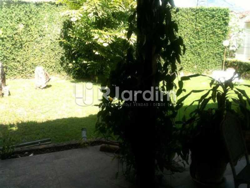 jardim - Casa Rua Senador Simonsen,Jardim Botânico, Zona Sul,Rio de Janeiro, RJ À Venda, 6 Quartos, 2000m² - BGCA60001 - 7