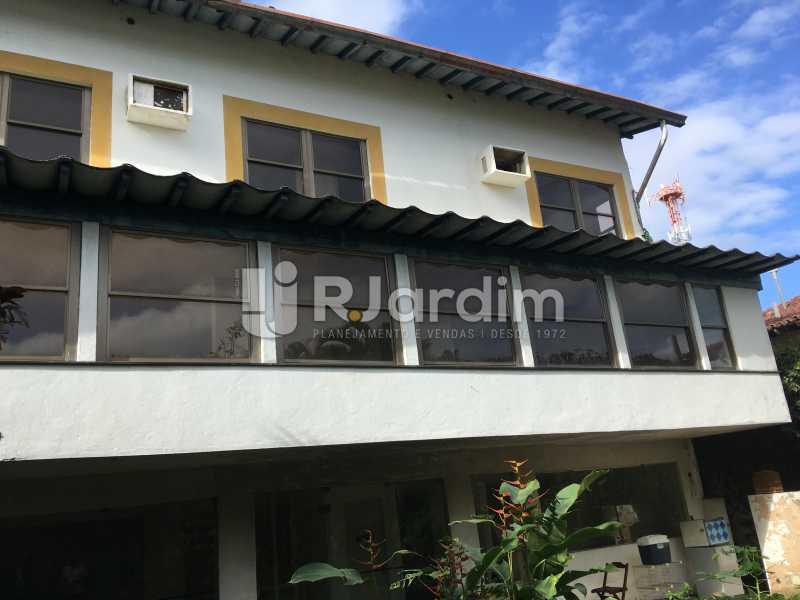 Fachada da casa - Casa em Condomínio À Venda Rua Professor Mikan,São Conrado, Zona Sul,Rio de Janeiro - R$ 1.550.000 - LACN30007 - 4