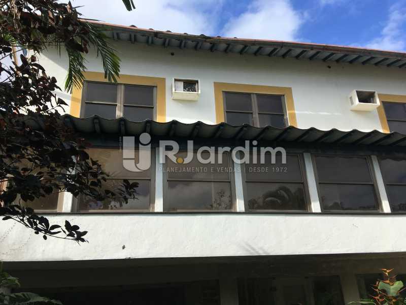 Fachada da casa - Casa em Condomínio À Venda Rua Professor Mikan,São Conrado, Zona Sul,Rio de Janeiro - R$ 1.550.000 - LACN30007 - 3