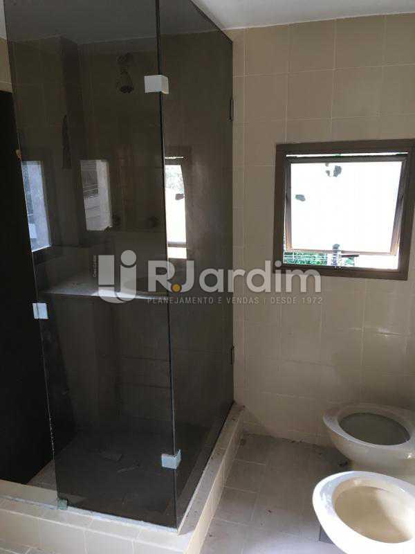 Banheiro suíte - Casa em Condomínio À Venda Rua Professor Mikan,São Conrado, Zona Sul,Rio de Janeiro - R$ 1.550.000 - LACN30007 - 21