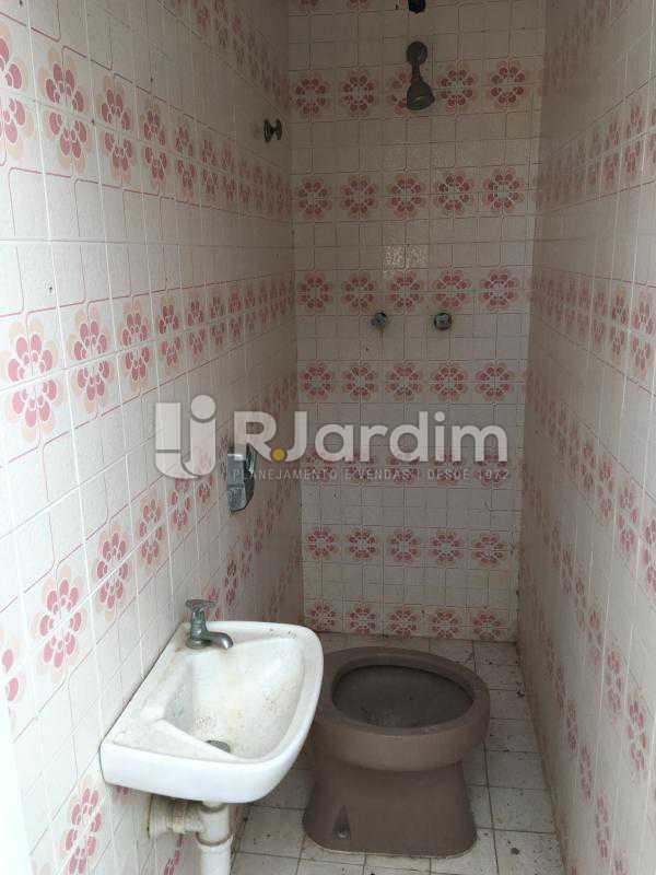Banheiro serviços - Casa em Condomínio À Venda Rua Professor Mikan,São Conrado, Zona Sul,Rio de Janeiro - R$ 1.550.000 - LACN30007 - 30