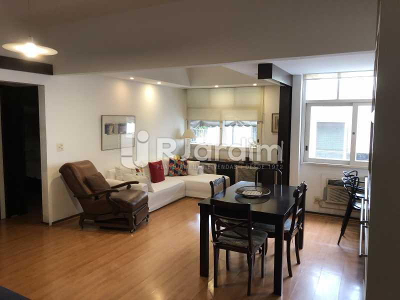 Sala - Apartamento à venda Rua General Rabelo,Gávea, Zona Sul,Rio de Janeiro - R$ 1.380.000 - LAAP21571 - 5