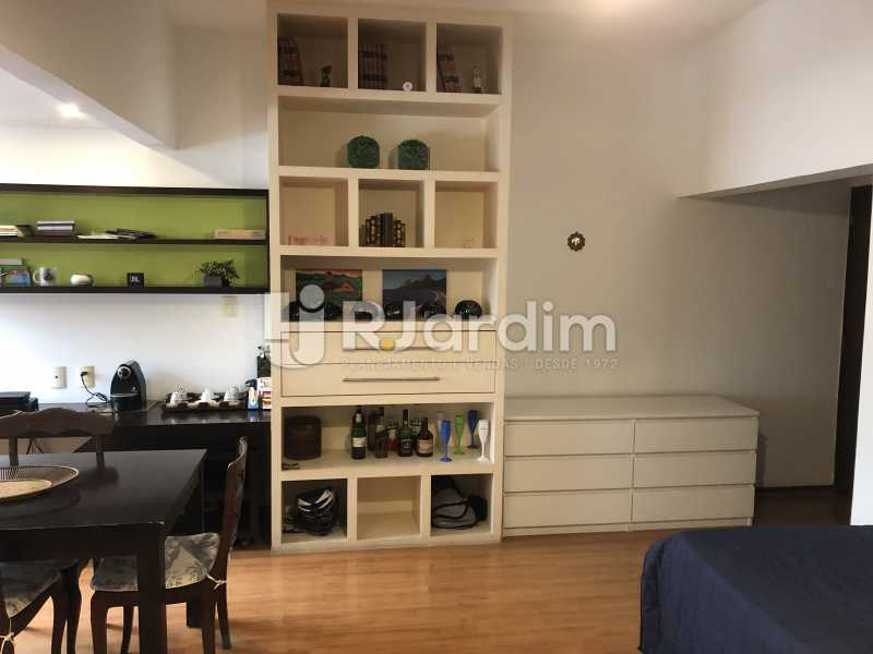 Sala - Apartamento à venda Rua General Rabelo,Gávea, Zona Sul,Rio de Janeiro - R$ 1.380.000 - LAAP21571 - 7