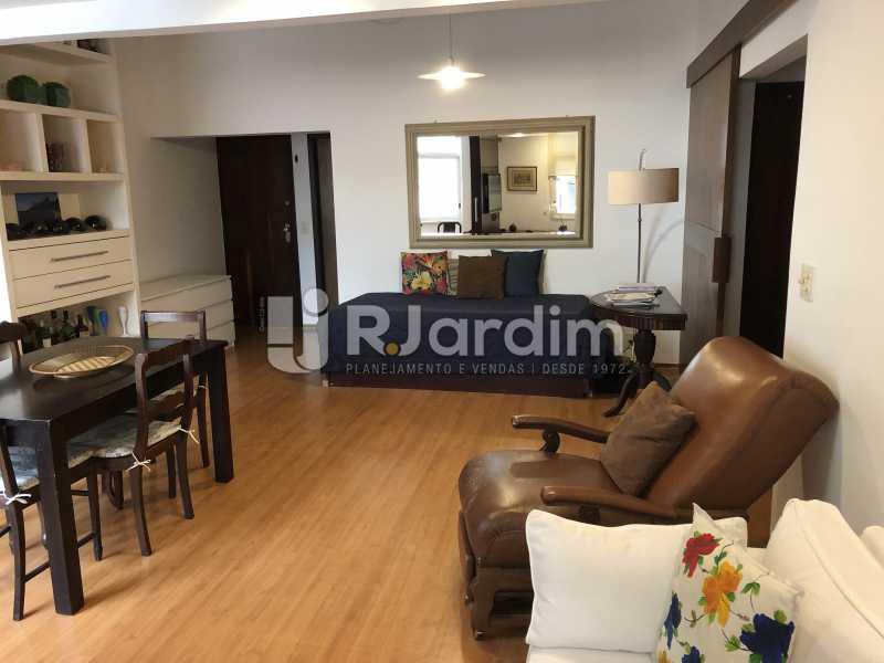 Sala - Apartamento à venda Rua General Rabelo,Gávea, Zona Sul,Rio de Janeiro - R$ 1.380.000 - LAAP21571 - 11