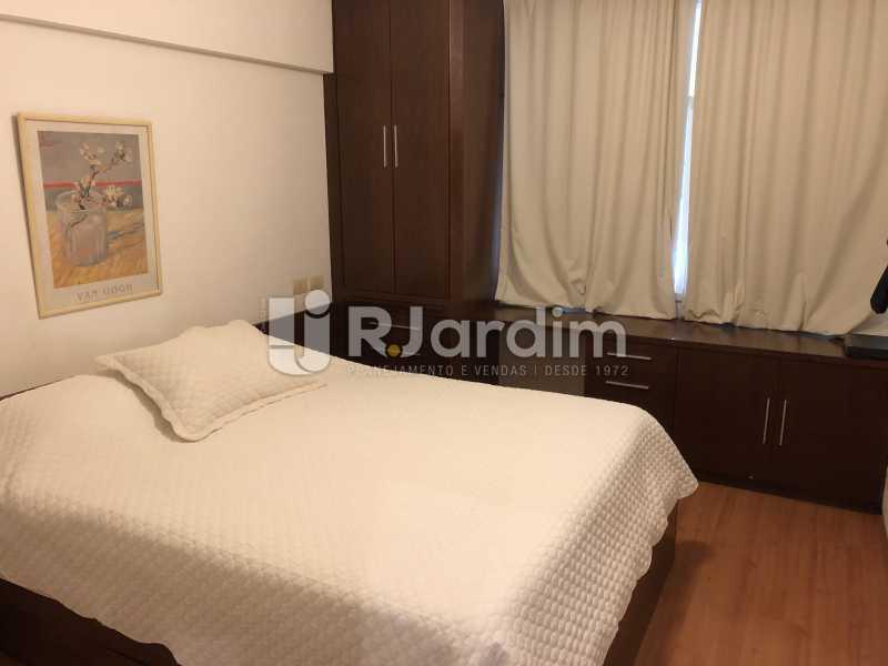 Quarto - Apartamento à venda Rua General Rabelo,Gávea, Zona Sul,Rio de Janeiro - R$ 1.380.000 - LAAP21571 - 14