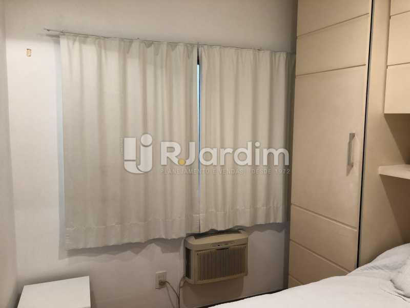 Quarto - Apartamento à venda Rua General Rabelo,Gávea, Zona Sul,Rio de Janeiro - R$ 1.380.000 - LAAP21571 - 20