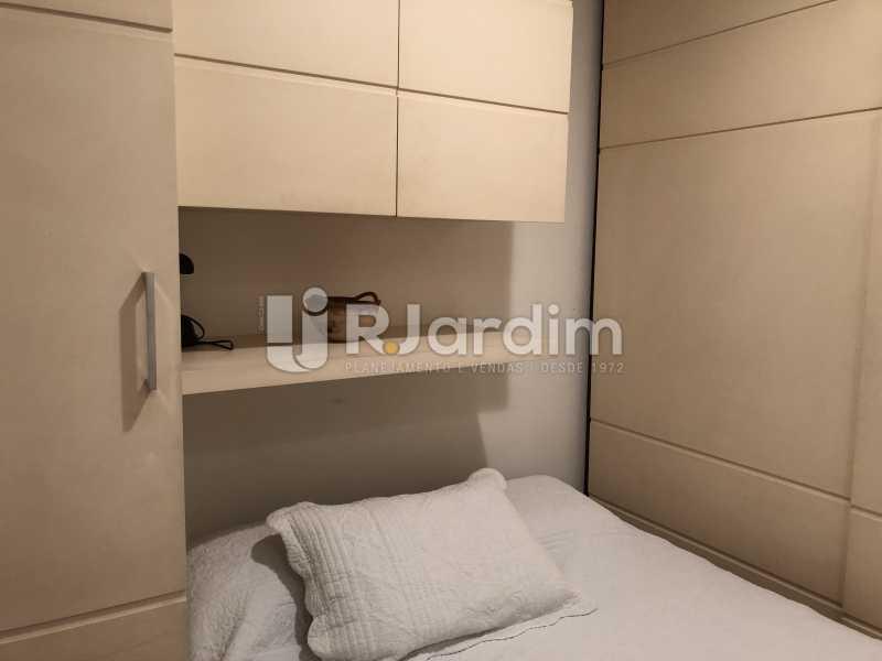 Quarto - Apartamento à venda Rua General Rabelo,Gávea, Zona Sul,Rio de Janeiro - R$ 1.380.000 - LAAP21571 - 19