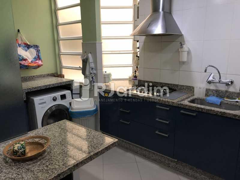 Copa-cozinha - Apartamento à venda Rua General Rabelo,Gávea, Zona Sul,Rio de Janeiro - R$ 1.380.000 - LAAP21571 - 27