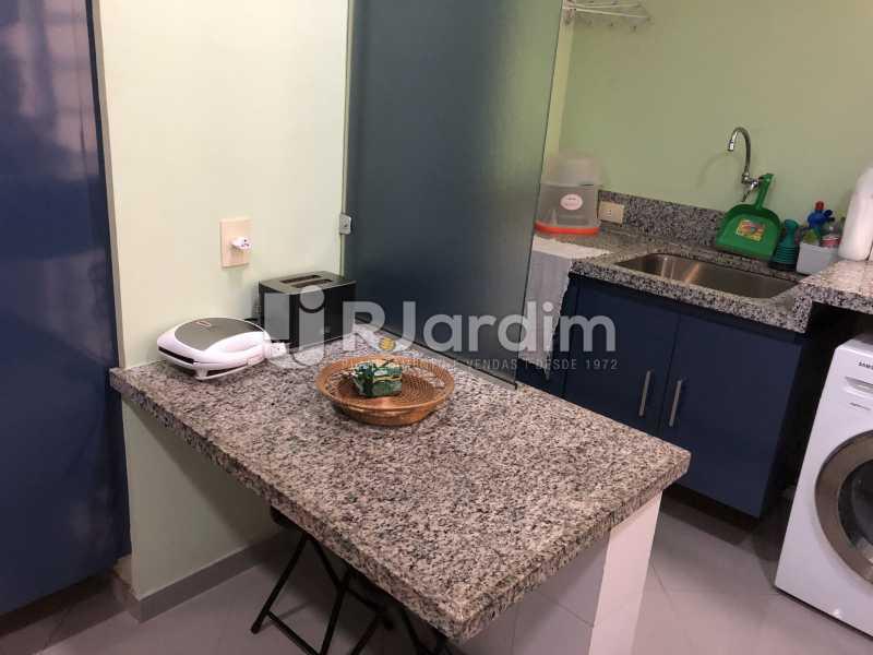 Copa - Apartamento à venda Rua General Rabelo,Gávea, Zona Sul,Rio de Janeiro - R$ 1.380.000 - LAAP21571 - 26