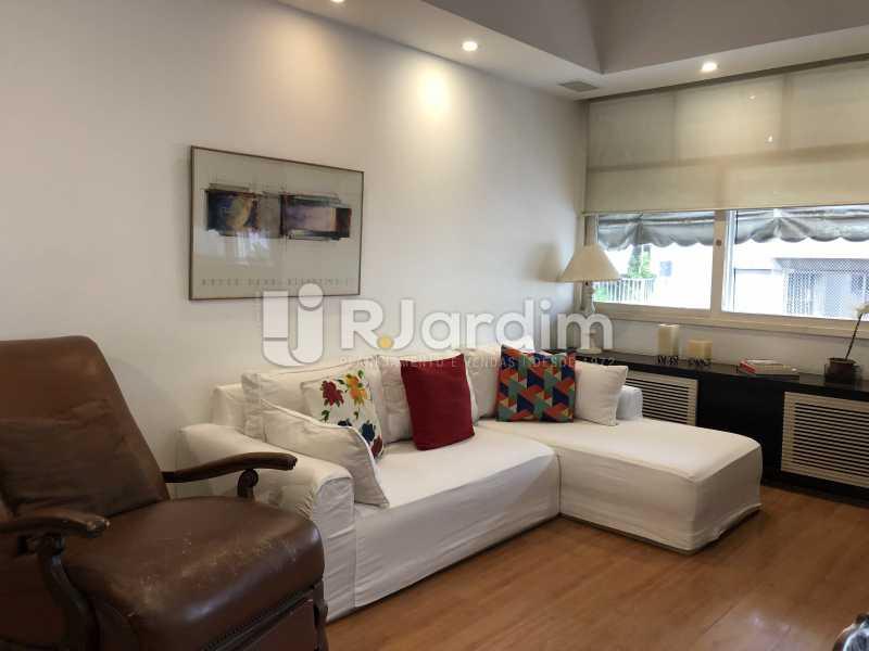 Sala - Apartamento à venda Rua General Rabelo,Gávea, Zona Sul,Rio de Janeiro - R$ 1.380.000 - LAAP21571 - 9