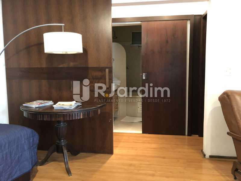 Sala - Apartamento à venda Rua General Rabelo,Gávea, Zona Sul,Rio de Janeiro - R$ 1.380.000 - LAAP21571 - 12