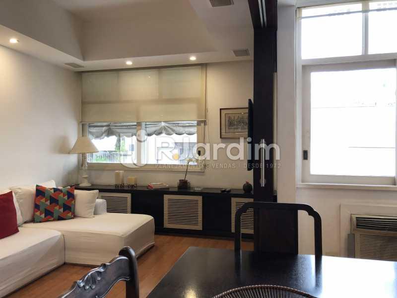 Sala - Apartamento à venda Rua General Rabelo,Gávea, Zona Sul,Rio de Janeiro - R$ 1.380.000 - LAAP21571 - 13