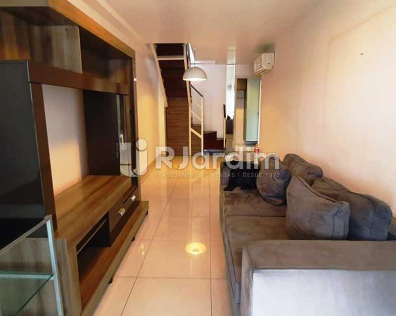 Sala - Apartamento À Venda - Laranjeiras - Rio de Janeiro - RJ - LAAP32192 - 3