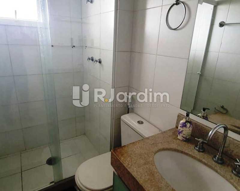 Banheiro - Apartamento À Venda - Laranjeiras - Rio de Janeiro - RJ - LAAP32192 - 15