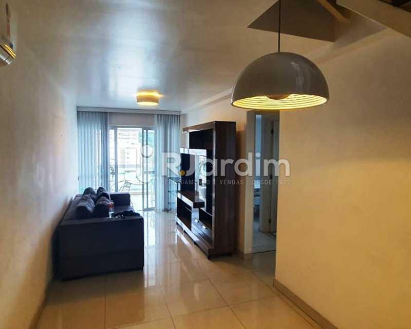 Sala  - Apartamento À Venda - Laranjeiras - Rio de Janeiro - RJ - LAAP32192 - 9