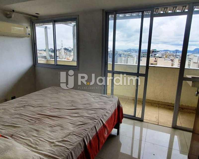 Suite do segundo andar  - Apartamento À Venda - Laranjeiras - Rio de Janeiro - RJ - LAAP32192 - 10