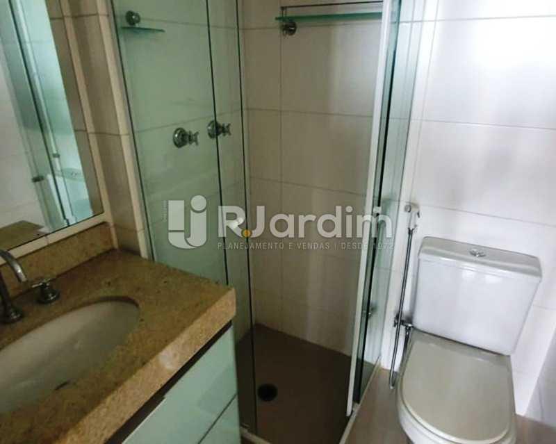 Banheiro - Apartamento À Venda - Laranjeiras - Rio de Janeiro - RJ - LAAP32192 - 12